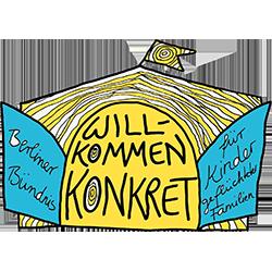 Willkommen KONKRET – Berliner Bündnis für Kinder geflüchteter Familien